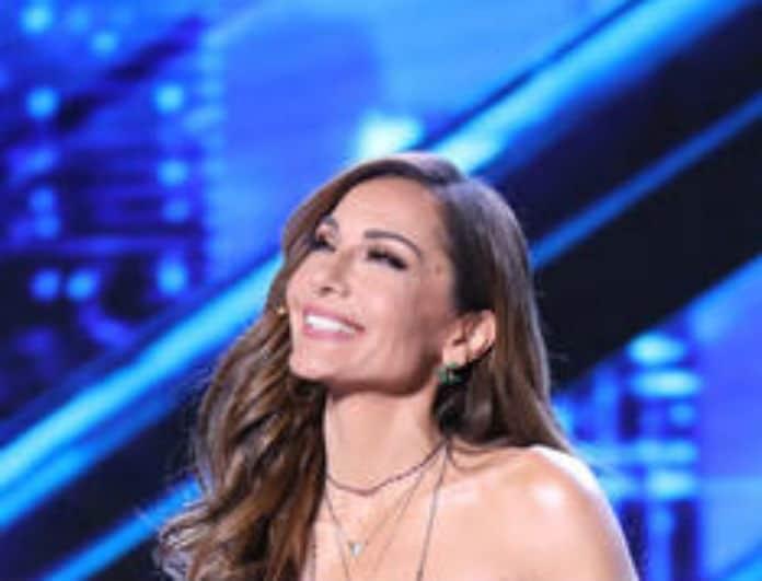 Δέσποινα Βανδή: Ανέβηκε στην σκηνή του X-factor και τους άφησε όλους