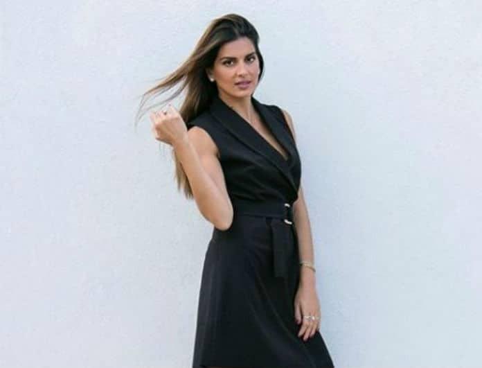 Σταματίνα Τσιμτσιλή: Πάθαμε «έρωτα» με το παπούτσι της! Κοστίζει 510 ευρώ αλλά τα αξίζει...
