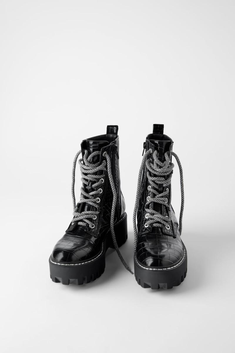 Zara - νέα συλλογή μποτάκια