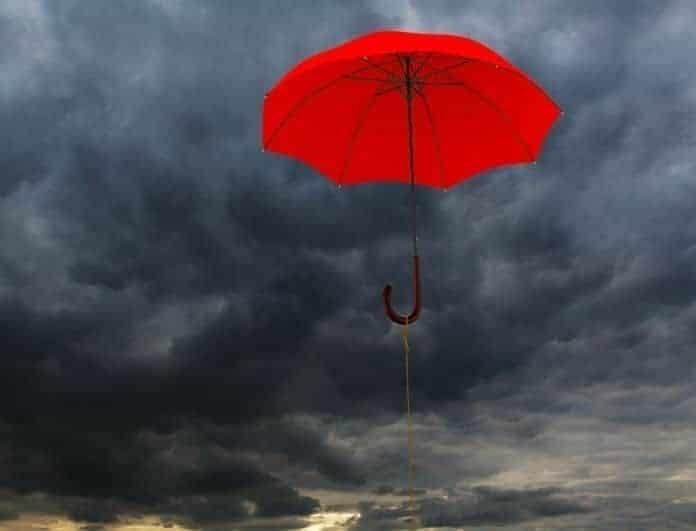 Καιρός αύριο: Κυριακή με βροχές και συννεφιά! Που θα «χτυπήσει» η κακοκαιρία;