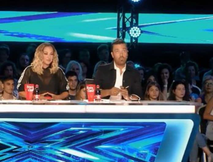 X-factor: Έσταξε φαρμάκι ξανά ο Θεοφάνους - Δεν φαντάζεστε τι είπε σε διαγωνιζόμενο! (Βίντεο)
