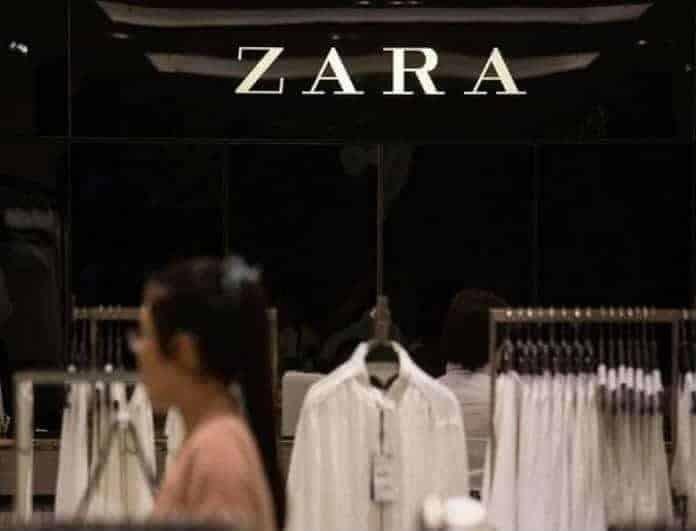 Zara - νέα συλλογή: Το τζιν παντελόνι