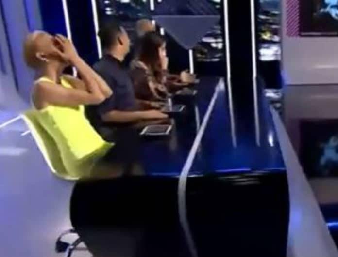 GNTM: «Έκλαψε» από τα γέλια η Καγιά! Τι της είπε ο Σκουλός; (Βίντεο)