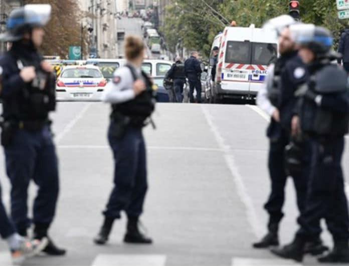 Συναγερμός! Επίθεση με μαχαίρι σε αρχηγείο της Αστυνομίας! Υπάρχουν νεκροί!