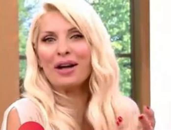 Ελένη: Η δημόσια ερωτική εξομολόγηση στον Παντζόπουλο - «Σ' αγαπώ»!
