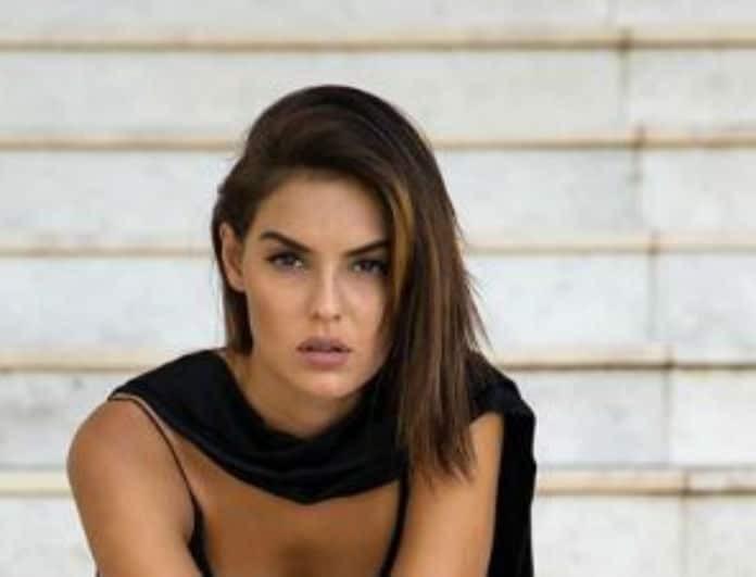 Βρισηίδα Ανδριώτου: Φόρεσε το απόλυτο μαύρο φόρεμα που θα θες να έχεις στην γκαρνταρόμπα σου!