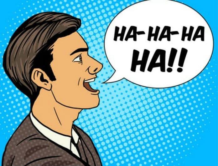 Εσύ έχεις αναρωτηθεί αν έχεις όντως χιούμορ; Mε αυτό το τεστ θα μάθεις την αλήθεια!