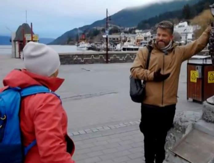 «Globetrotters»: Τσακώθηκαν ο Χάρης με την Αντελίνα Βαρθακούρη!
