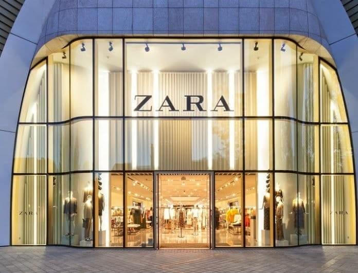 Zara - νέα: Το πράσινο φόρεμα που ξυπνάει και τα πιο άγρια ένστικτα το θέλουν όλες οι γυναίκες...