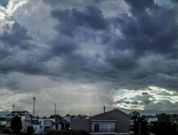 Έκτακτο δελτίο καιρού: Έρχονται βροχές και καταιγίδες! Πότε «χτυπούν» τα φαινόμενα;