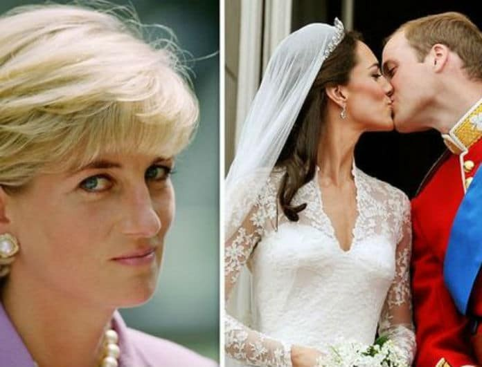 Σάλος με την διαθήκη της Diana! Άφησε τα σκουλαρίκια στον Wiliiam και τα έδωσε στην Kate!