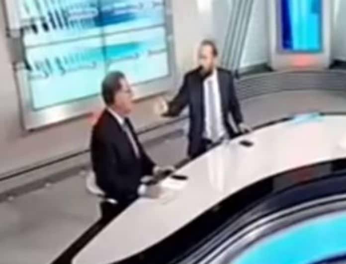 Απίστευτος καβγάς στην ΕΡΤ! Διεκόπη εκπομπή από τις φωνές τους! (Βίντεο)