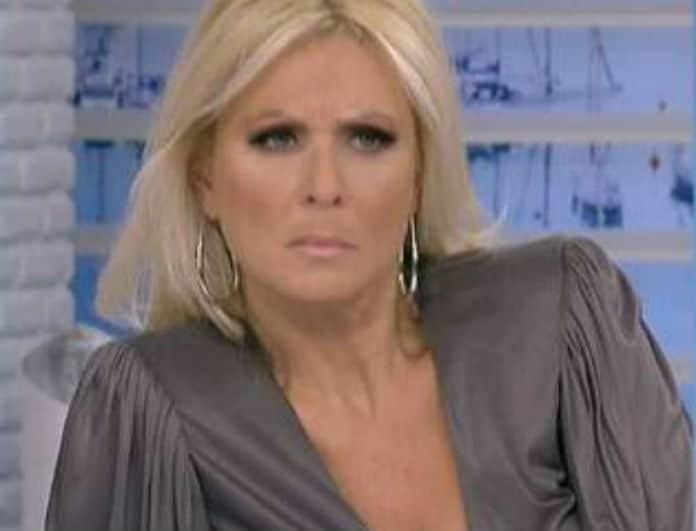 Κατερίνα Γκαγκάκη: Έμεινε άφωνη με ξέσπασμα παρουσιάστριας εναντίον της! «Ήταν το μεγαλύτερο λάθος»!