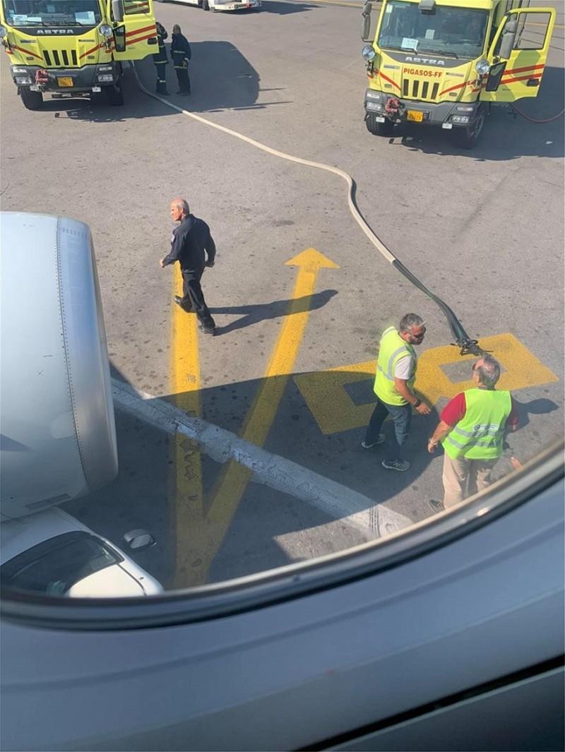 Σοκ στην Κρήτη! Αυτοκίνητο συγκρούστηκε με αεροπλάνο στο αεροδρόμιο Ηρακλείου!