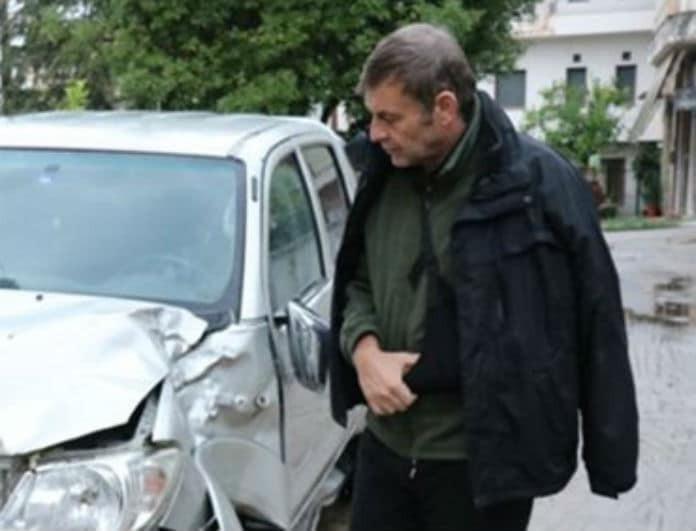 Οι πρώτες δηλώσεις του Απόστολου Γκλέτσου μετά το τροχαίο ατύχημα που είχε με... αγριογούρουνο! (ΦΩΤΟ)