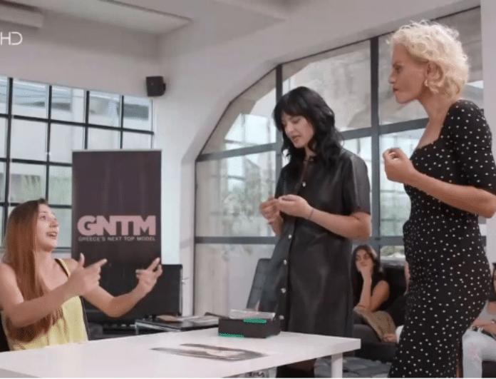 GNTM: Απίστευτη γκρίνια από την Μαρία για το makeover! «Δεν θέλω να γίνω κοριτσάκι»! (Βίντεο)