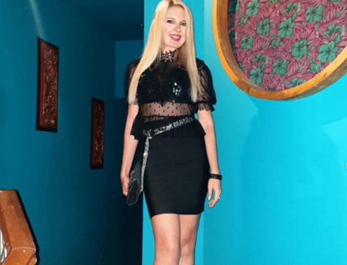 Σοφία Μαριόλα: Έκανε πασαρέλα σε πρωινή εκπομπή! Που την είδαμε; (Βίντεο)