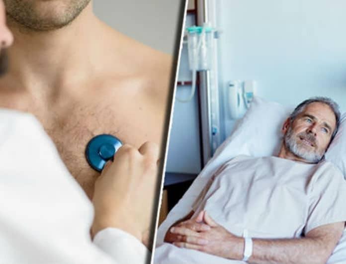 Σοκ! Έλληνας επιχειρηματίας διαγνώστηκε με καρκίνο του μαστού!