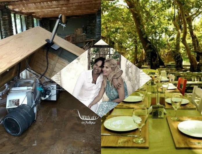 Ελένη Μενεγάκη: Έτσι ήταν το ξενοδοχείο του άντρα της πριν καταστραφεί! Φωτογραφίες από την χλιδή μέσα...