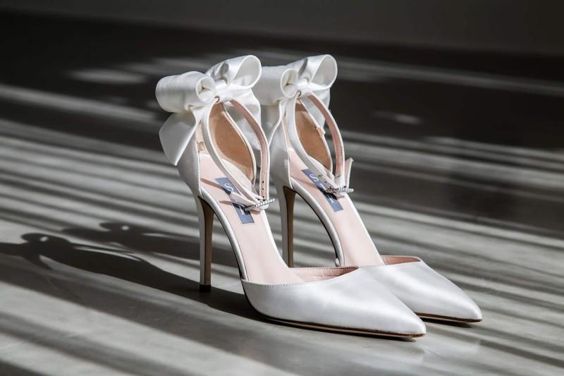 Δούκισσα Νομικού: Ο γάμος της έγινε και κοίταγαν όλοι τα παπούτσια! Πόσο κόστισαν;