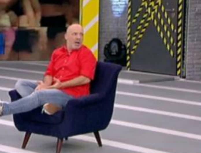 Γιώργος Αγγελόπουλος: Ατάκα έπος! Άφησε άφωνο τον παρουσιαστή! (Βίντεο)