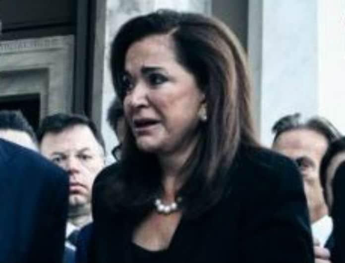 Ντόρα Μπακογιάννη: Το δημόσιο μήνυμα που «ραγίζει» καρδιές! Ο θάνατος που την σημάδεψε!