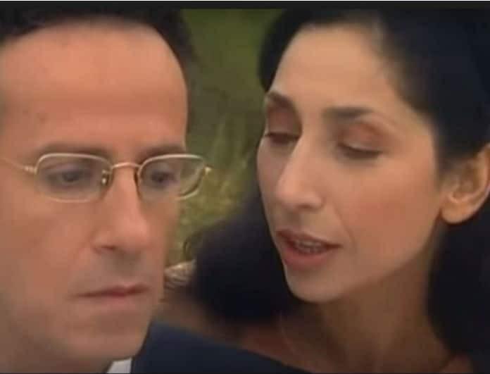 Χάρης Ρώμας: Στο πλευρό της τηλεοπτικής συζύγου του, Πενέλοπε Μαρκάτος μετά από 16 χρόνια!