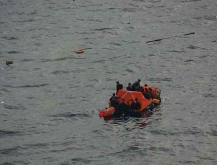 Βυθίστηκε εμπορικό πλοίο! Πληροφορίες για πέντε νεκρούς!
