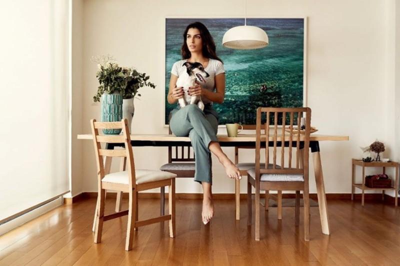 Τόνια Σωτηροπούλου: Η αγκαλιά με την Στέλλα και η φωτογραφία μέσα από το σπίτι της!