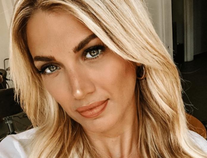 Κωνσταντίνα Σπυροπούλου: Έχει γίνει κορμάρα! Αδιανόητο πόσα κιλά έχει χάσει!