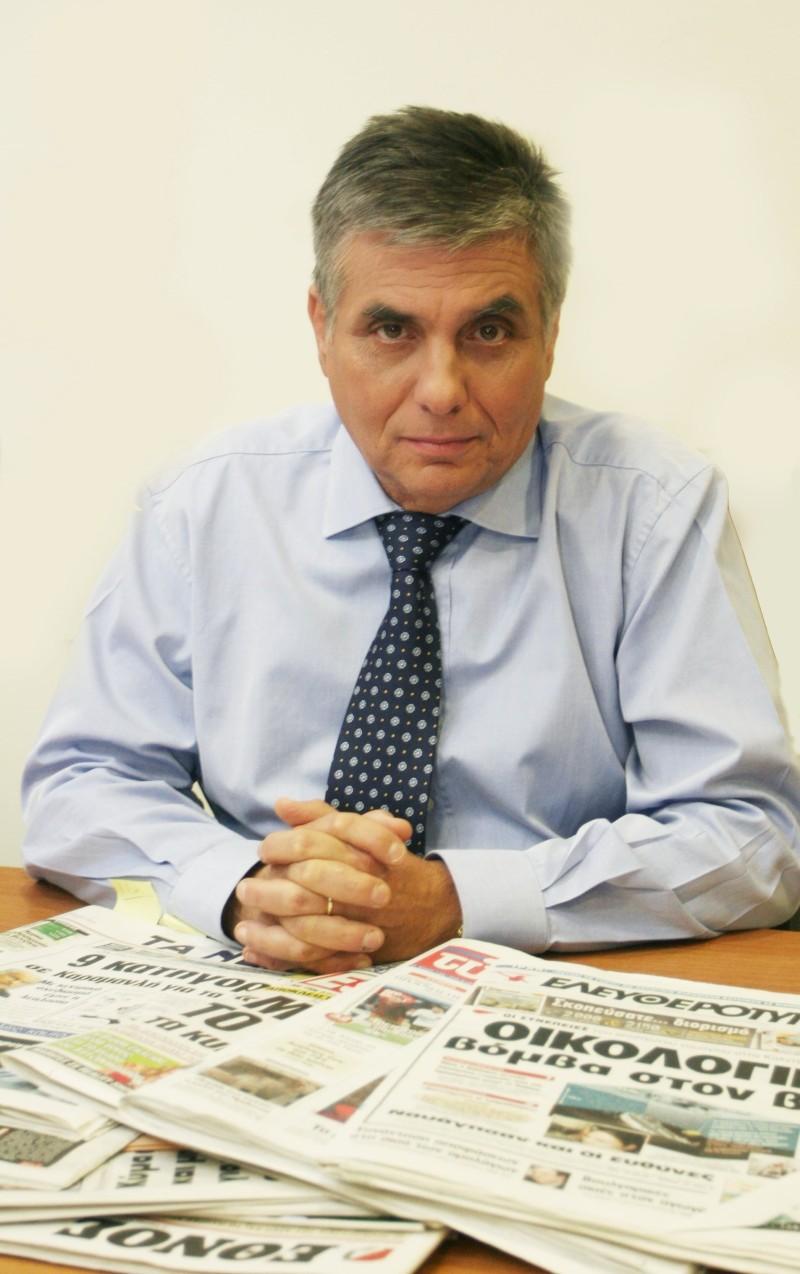 Επιστροφή - «βόμβα» στην ελληνική τηλεόραση! Κορυφαίος δημοσιογράφος κάνει... comeback!