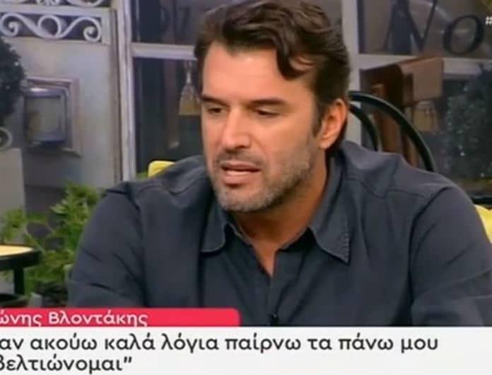 Αντώνης Βλοντάκης: Τον ρώτησαν για φλερτ από άντρες και είπε ατάκα - «φωτιά»! «Πάει στα όρια του χυδαίου και...»