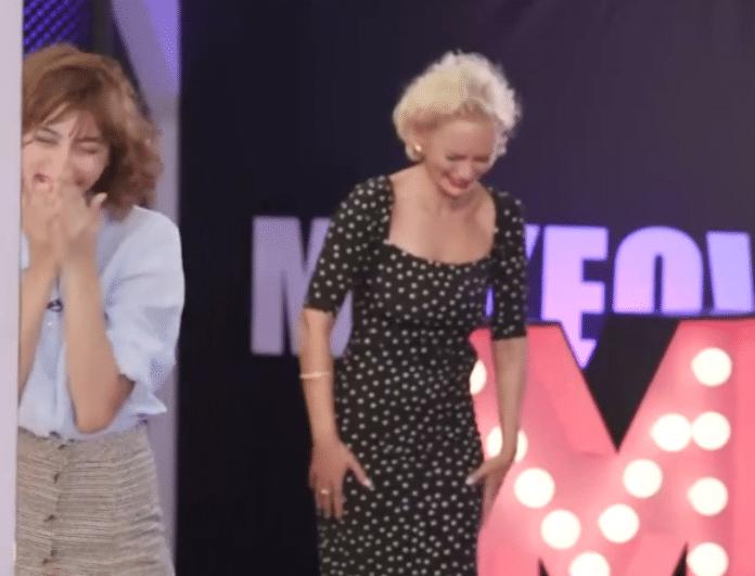 GNTM: Έκλαψε από τα γέλια η Έλενα Χριστοπούλου! Απίστευτη ατάκα από την Ελευθερία! (Βίντεο)
