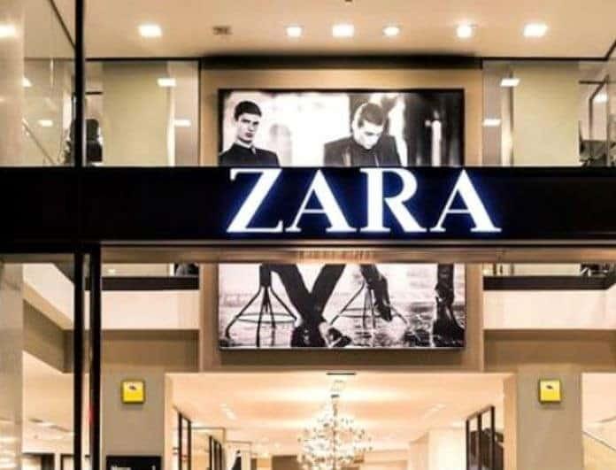 Zara: Εμμονή με αυτό το oversized παλτό! Είναι από τη νέα συλλογή!