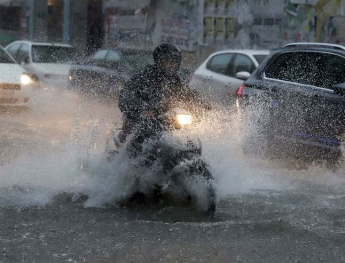 Προσοχή στον καιρό αύριο: Πτώση της θερμοκρασίας και ισχυρά φαινόμενα!