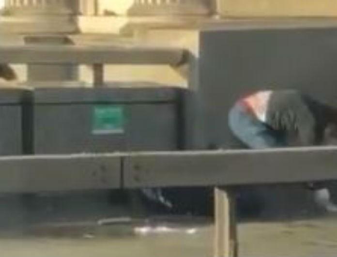 Επίθεση Λονδίνο: Σκοτώθηκαν 2 πολίτες! Εικόνες - σοκ από την τραγική στιγμή!
