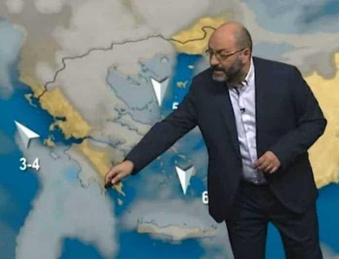 Σάκης Αρναούτογλου: Προειδοποιεί και εφιστά την προσοχή μας! «Θα υπάρξει ένα πέρασμα από...»!