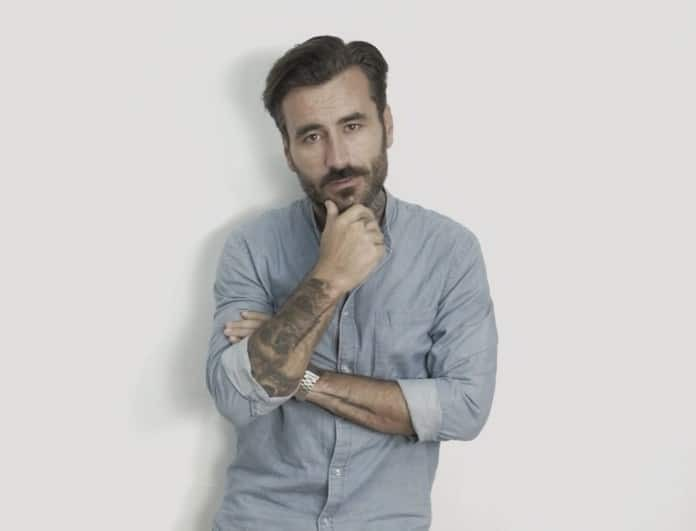 Γιώργος Μαυρίδης: Έσπασαν το αυτοκίνητο του στο κέντρο της Θεσσαλονίκης!
