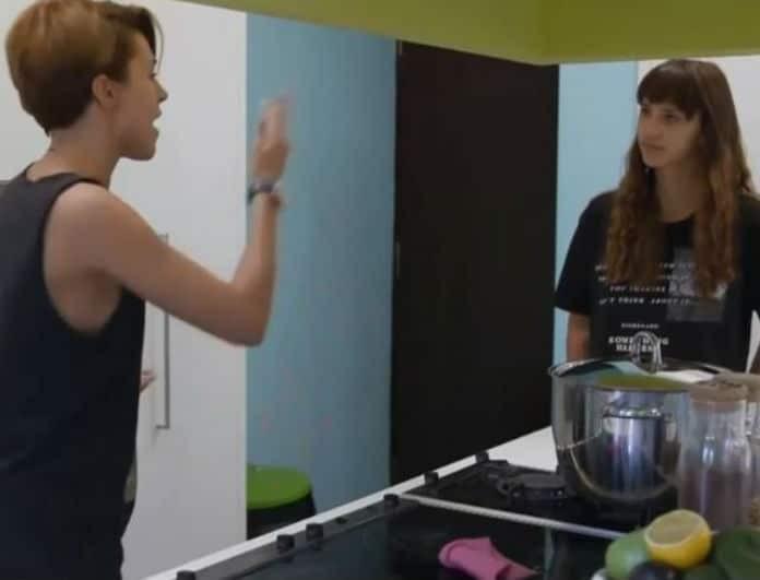 GNTM: Άγριος καβγάς για Κάτια και Μαρία! Αδιανόητες φωνές και Γαλλικά - «Γα@ το σπίτι μου»! (Βίντεο)