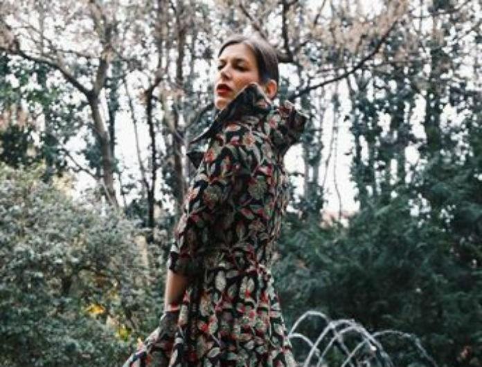 Έφη Αναστασοπούλου: Το φόρεμα