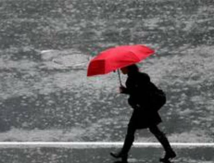 Καιρός σήμερα: Άστατος ο καιρός με συννεφιά και βροχές! Ποιες περιοχές πρέπει να προσέξουν;