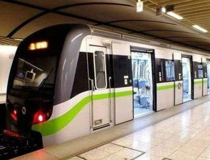 Προσοχή! Αυτοί οι σταθμοί του μετρό θα είναι κλειστοί λόγω του Πολυτεχνείου!
