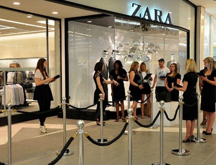 Zara: Αυτή η ολόσωμη φόρμα με την διαφάνεια θα σε κάνει να μοιάζεις με πριγκίπισσα!