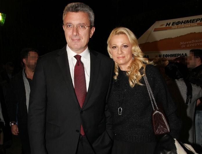 Νίκος Χατζηνικολάου-Κρίστη Τσολακάκη: Είναι πιο ερωτευμένοι από ποτέ! Τα χαμόγελα μπροστά στο φακό...
