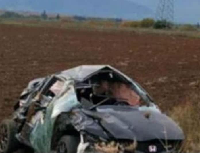 Σοκ στη Φθιώτιδα: Σοβαρό τροχαίο! Οδηγός εγκλωβίστηκε στα συντρίμμια του αυτοκινήτου!