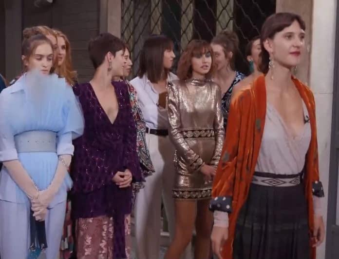 GNTM: 2+1 φορέματα που είδαμε χτες και είναι τέλεια για το φετινό ρεβεγιόν!