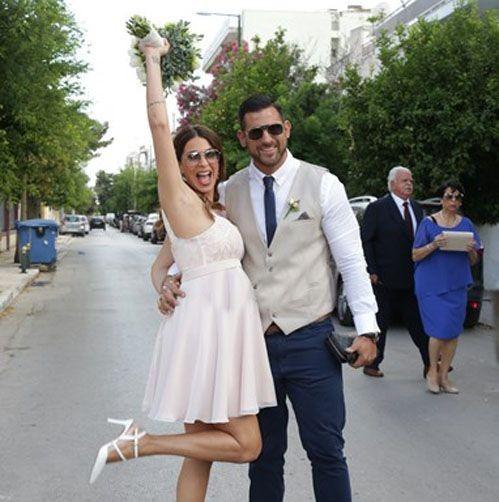 Χατζίδου- Ετεοκλής γάμος