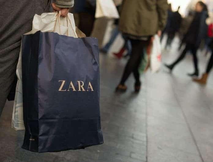 Zara - νέα συλλογή: Αυτό το παντελόνι είναι κατάλευκο! Το Χειμώνα θα θες να το φοράς καθημερινά!