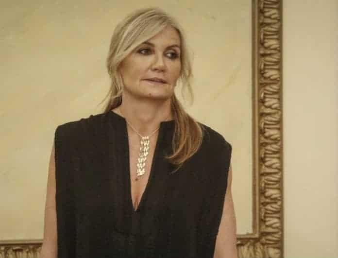 Μαρέβα Μητσοτάκη: Δεν σταμάτησαν να την κοιτάζουν στο πλευρό του Κυριάκου! Φόρεσε δημιουργία αγαπημένου Έλληνα σχεδιαστή!