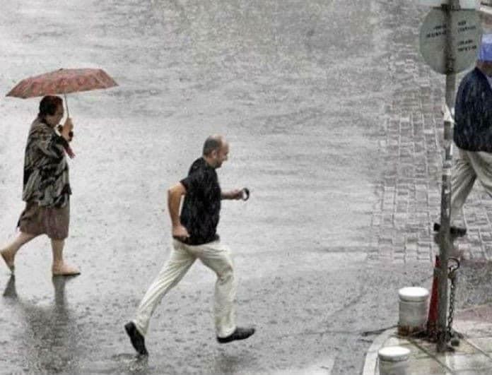 Έκτακτο δελτίο καιρού για το Σαββατοκύριακο: Προσοχή! Θα έχουμε ισχυρές καταιγίδες!